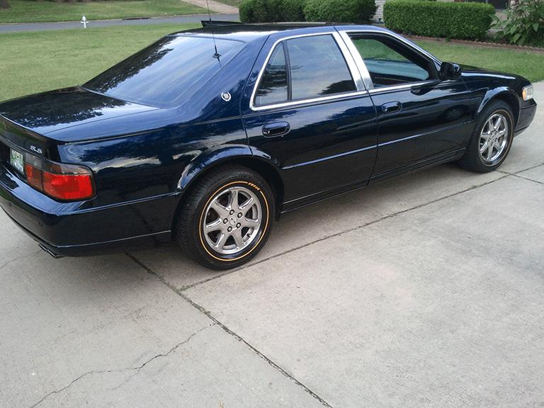 2003 Cadillac Seville Custom Paint Job Paint With Pearl