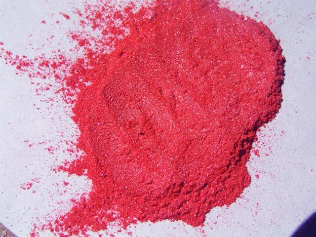 Hot Pink-Tangerine Pile