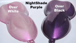 Purple-Pink Candy Paint Pearl
