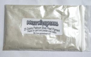 Platinum Silver Ghost Pearl