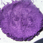 Purple Candy Pile mix your own custom paint