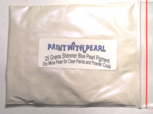 Shimmer Blue Pearl