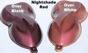 Dark Red-Eggplant Red
