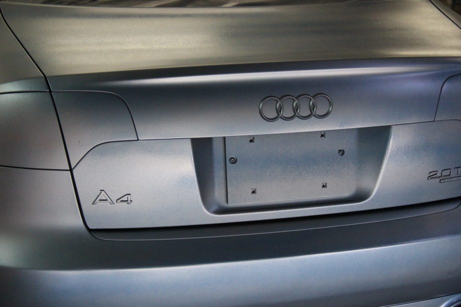 Pewter Titanium Candy Pearls being dip or other coatingsped on an Audi