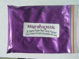 Purple Candy Pearl