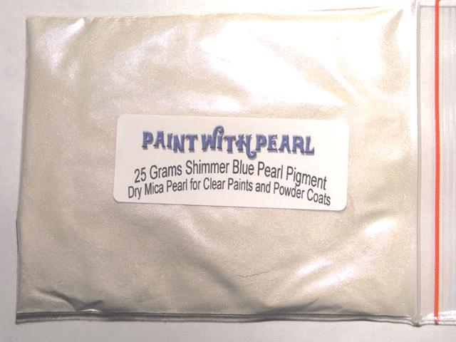 Shimmer Blue Pearl