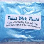 Shimmer Sky Blue Candy