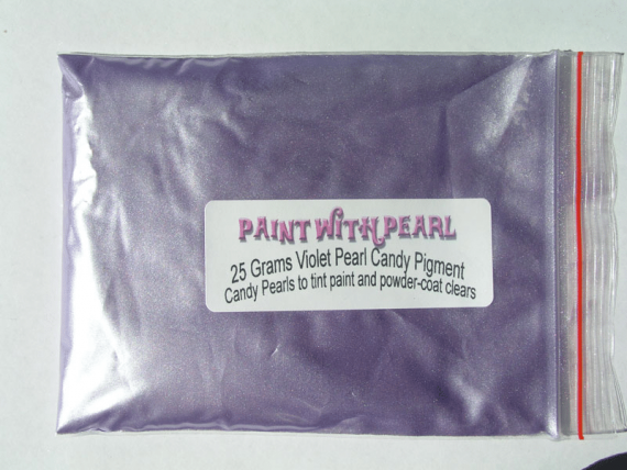Bag of Violet Candy Pearls ®