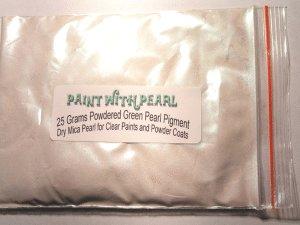 Green Ghost Pearl
