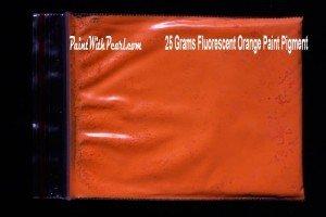 orange-fluorescent-paint-pigment