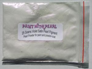 violet satin pearl 2