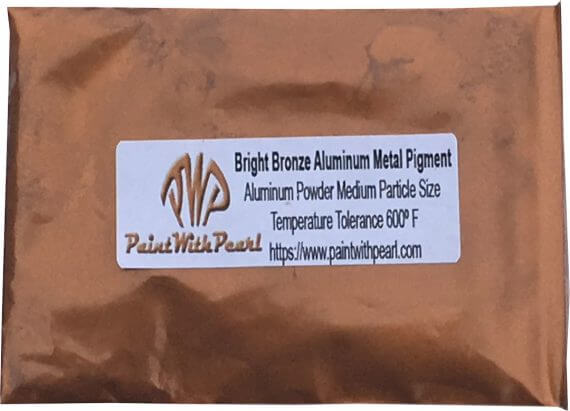 Bronze Copper Aluminum Candy Pearls