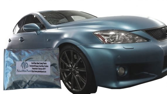 Cold Blue Steel Car plus Bag
