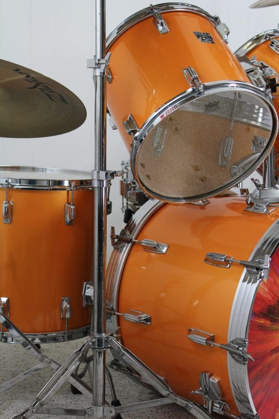 bright orange candy drums 2