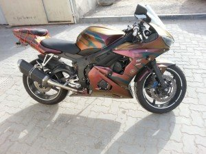 Gold-Orange-Red-4739OR-Chameleon-pearl-motorcycle-2