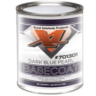 Dark blue pearl can picture.