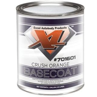 Crush Orange gallon can.