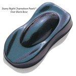 Starry-NIght-chameleon-over-black