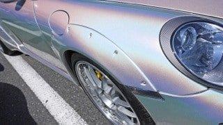 holographic pigment car