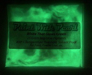 white-glows-green-night