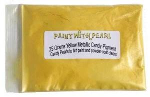 yellow-metallic-paint